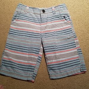 Boys Arizona striped shorts